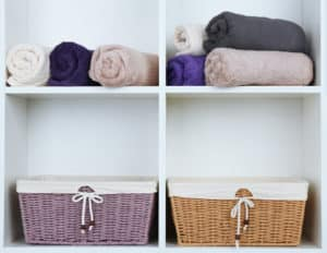 How To Organise Bed Linen